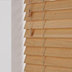 Medinės žaliuzės - 50 mm juostelė